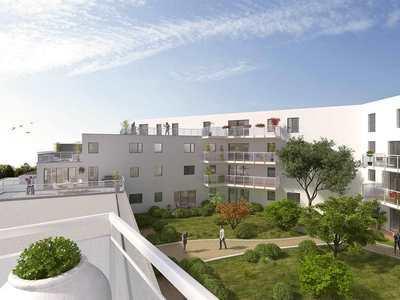 Appartement neuf, 56,83 m²