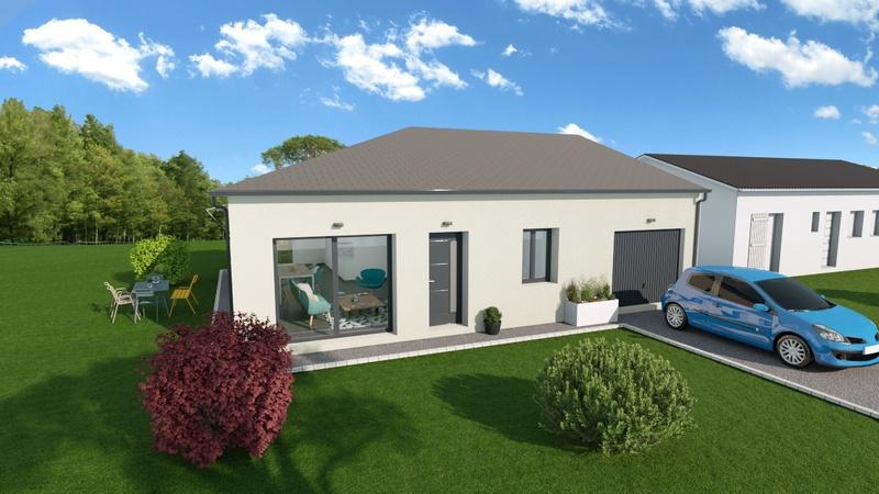 Vente maison 5 pi ces 85 m saint priest taurion 87480 for Vente maison neuve 85