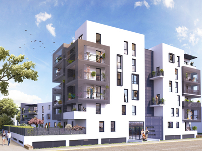 Appartement neuf, 39,12 m²