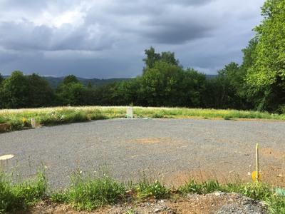Terrain à bâtir, 1 087 m²