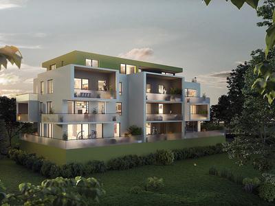 Appartement neuf, 87,6 m²