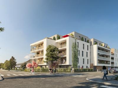 Appartement neuf, 28 m²