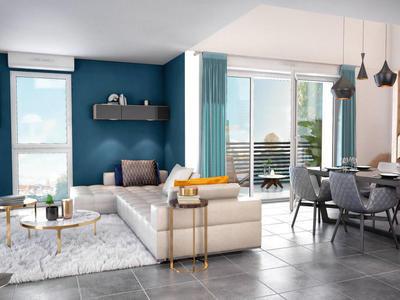 Appartement neuf, 47,19 m²