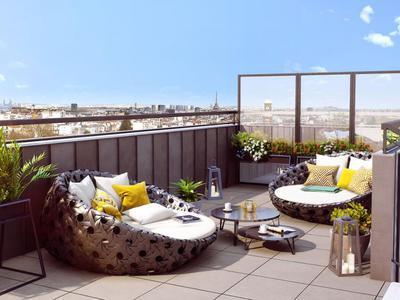 Appartement neuf, 61 m²