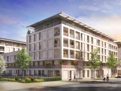 Appartement neuf, 89,63 m²