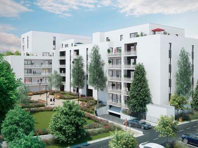 Appartement neuf, 88 m²