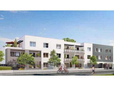 Appartement neuf, 41,3 m²