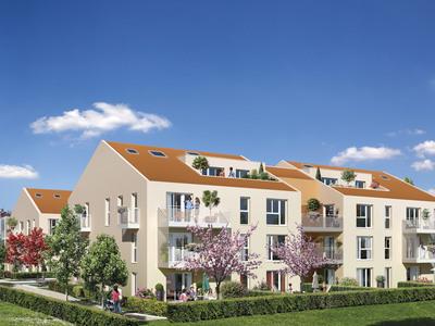 Appartement neuf, 36,35 m²