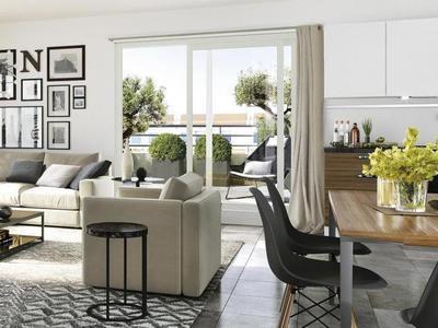 Appartement neuf, 68,62 m²