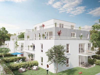 Appartement neuf, 60,5 m²