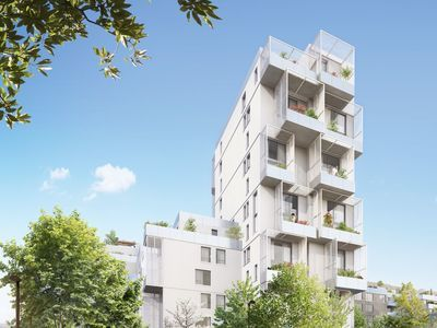 Appartement neuf, 70,17 m²