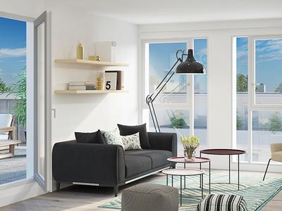 Appartement neuf, 62,3 m²