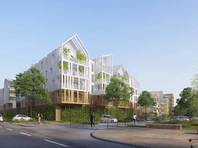 Appartement neuf, 62,74 m²