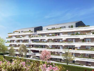 Appartement neuf, 39,77 m²