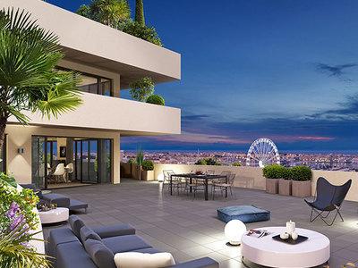 Appartement neuf, 56,05 m²