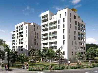 Appartement neuf, 65,54 m²