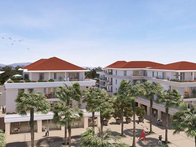 Appartement neuf, 39,65 m²
