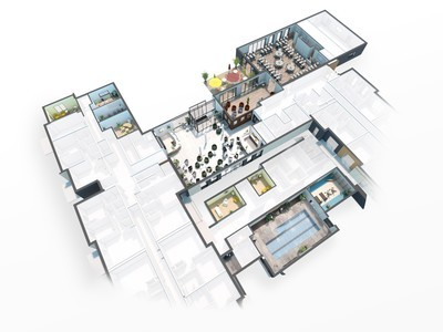 Appartement neuf, 43,51 m²