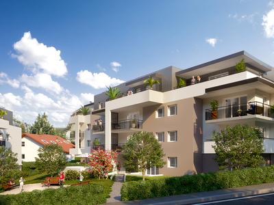 Appartement neuf, 63,97 m²