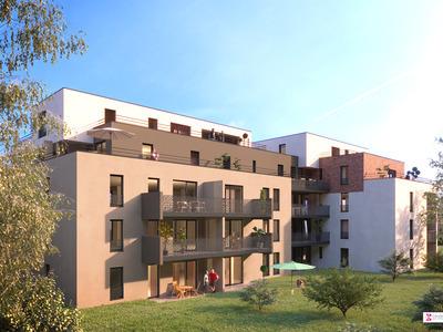 Appartement neuf, 69,8 m²