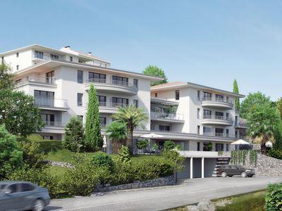 Achat appartement 2 pièces à Grasse (06130) - Superimmo b5143c1b10d9