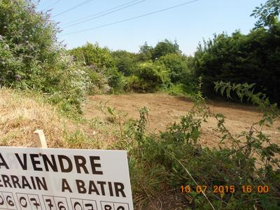 Terrain à bâtir, 407 m²