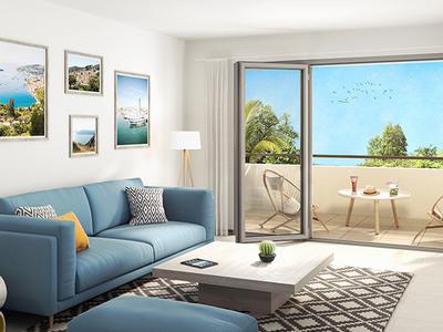Appartement neuf, 91,1 m²