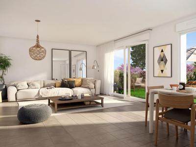 Maison neuve, 95,87 m²