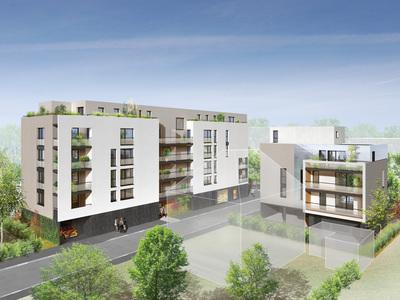 Appartement neuf, 57,3 m²