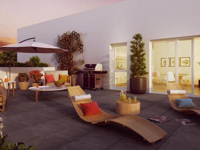 Appartement neuf, 65,84 m²