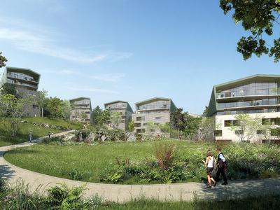 Appartement neuf, 59 m²