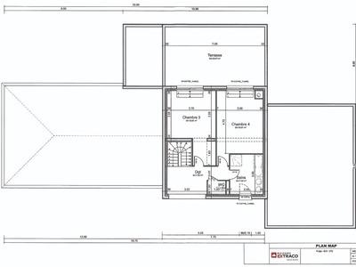 Maison neuve, 200 m²