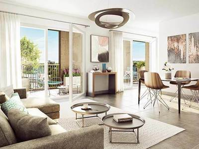 Appartement neuf, 85,32 m²
