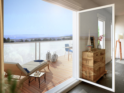 Appartement neuf, 102,05 m²