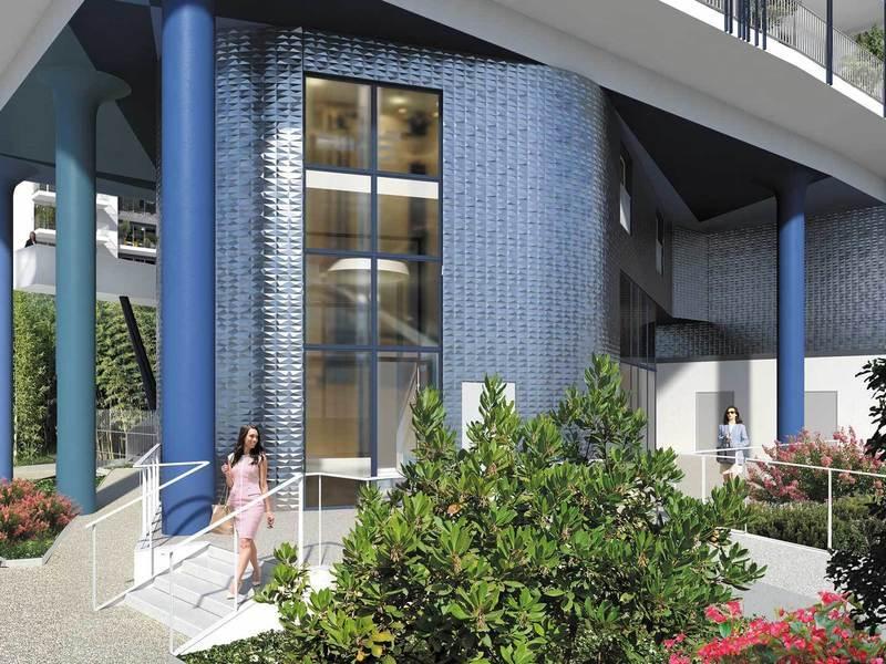 Appartement neuf, 125,81 m²