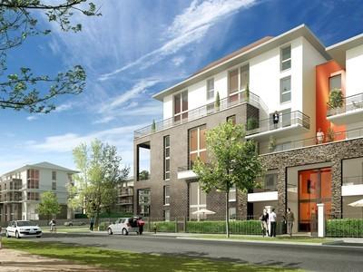 Appartement neuf, 43,7 m²