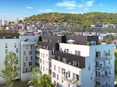 Appartement neuf, 79,8 m²