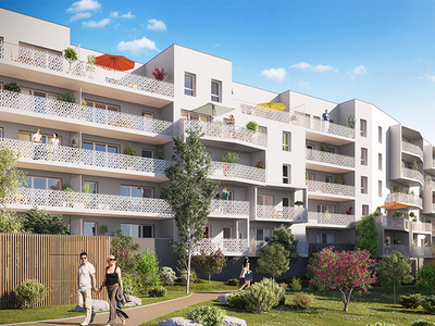 Appartement neuf, 101,3 m²
