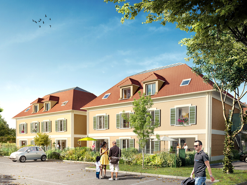 Maisons vinci excellent programme immobilier neuf for Maison programme neuf