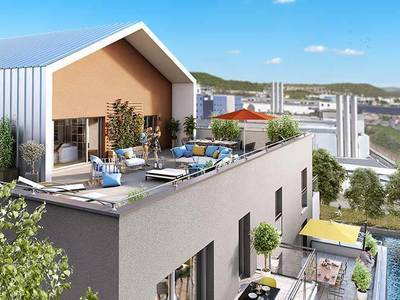 Appartement neuf, 60,59 m²