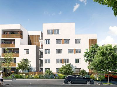 Appartement neuf, 84,01 m²