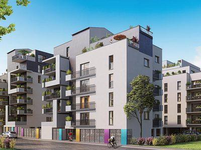 Appartement neuf, 78,76 m²
