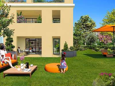 Appartement neuf, 41,63 m²
