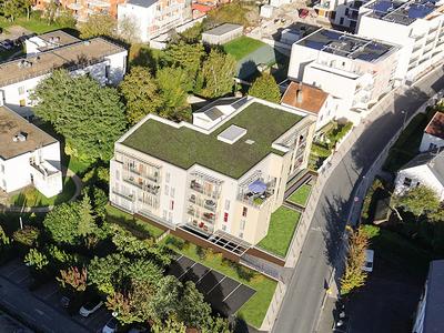 Appartement neuf, 87,2 m²