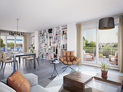 Appartement neuf, 65,31 m²