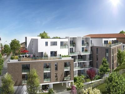 Appartement neuf, 41,5 m²