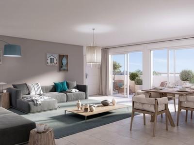 Appartement neuf, 83,79 m²