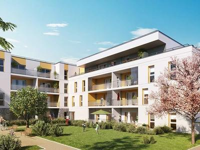 Appartement neuf, 47,26 m²
