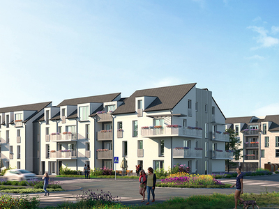 Appartement neuf, 32,9 m²