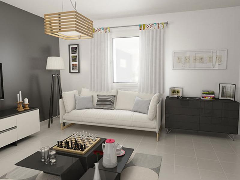 Maison neuve, 77,9 m²